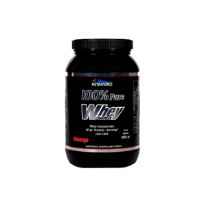 100% Pure Whey Protein 900g Nutraforce