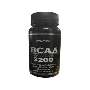 Bcaa Power Force 120 cápsulas nutraforce