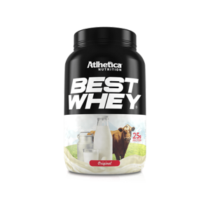 Best Whey 900g Atlhetica Nutrition