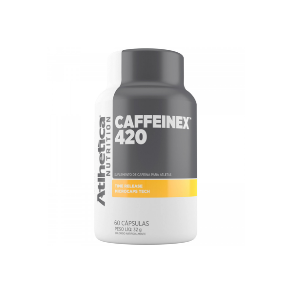 caffeinex 420mg atlhetica nutrition