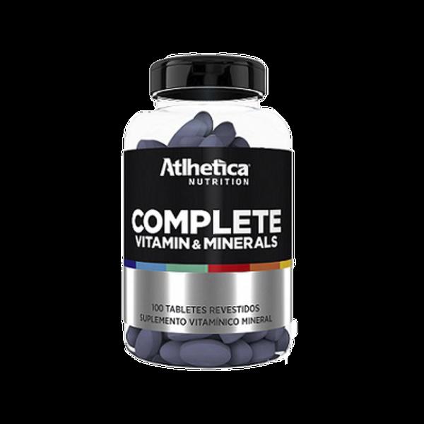 Complete Multi-Vit Atlhetica 100 tabletes