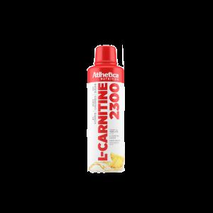l-carnitina 2300 480ml atlhetica nutrition