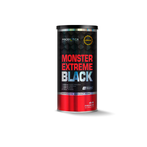 Monster Extreme Black 44 Pack's Probiótica