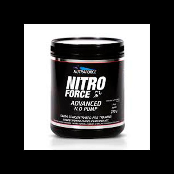 nitroforce advanced n.o. pump nutraforce