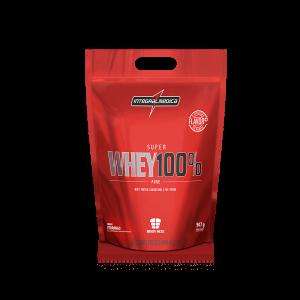 Super Whey 100% Refil 907g Integralmédica