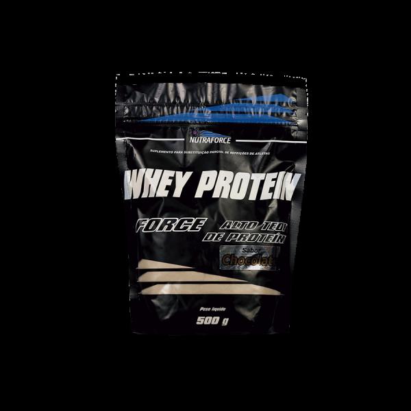 Whey Protein 500g Nutraforce