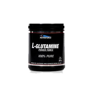 glutamina 300g nutraforce