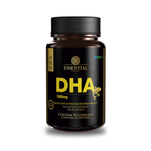 DHA 90 cápsulas essential nutrition