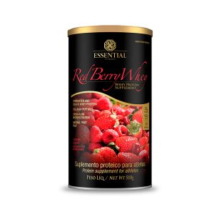 Red Berry Whey 510g Essential Nutrition