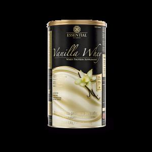 Vanilla Whey 900g Essential Nutrition
