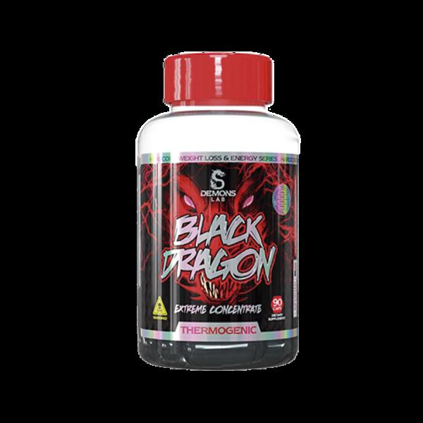 Black Dragon 90 capsulas Demons Lab