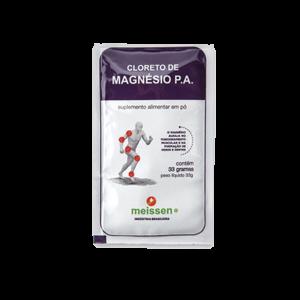 cloreto de magnesio pa 33g sache