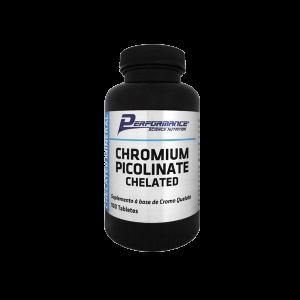 Chromium Picolinate 100 tabletes Performance