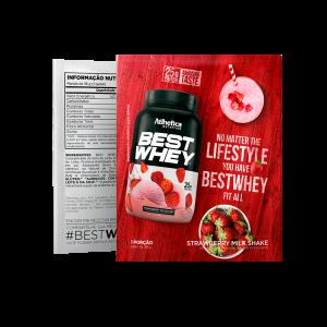 Best Whey Sache Atlhetica Nutrition