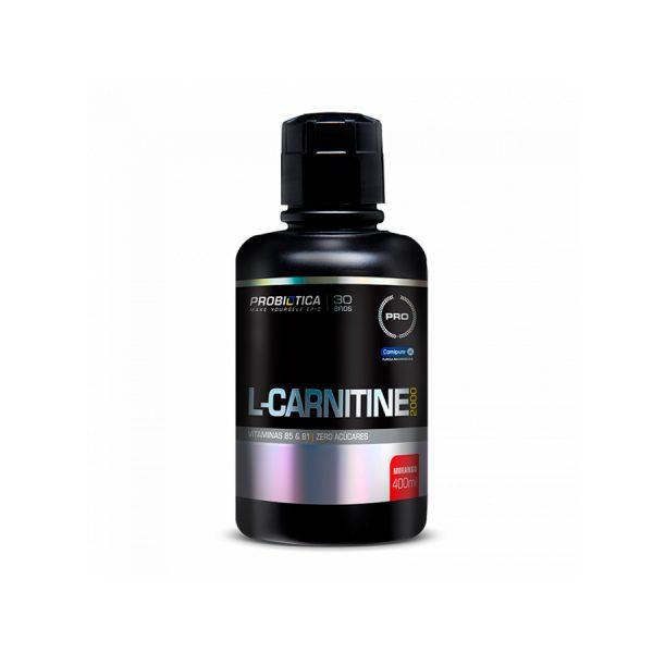 L-Carnitina 2.000 400ml Probiotica