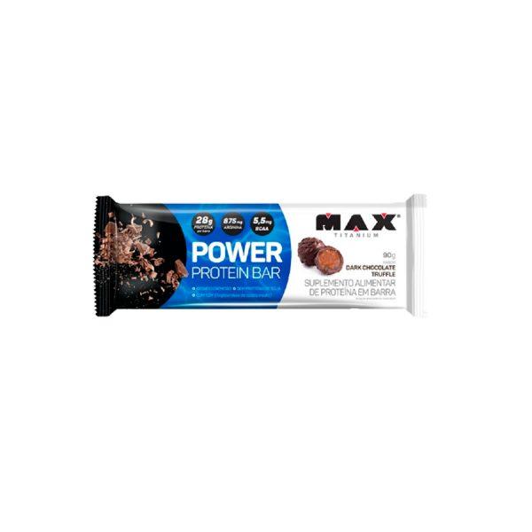 Power Protein Bar 90g Max Titanium