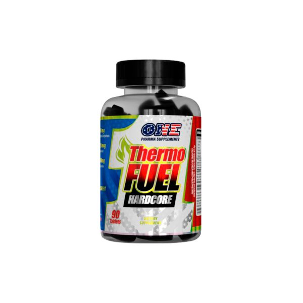 Thermo Fuel Hardcore 90 tabletes One Pharma