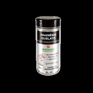 Magnésio Quelato 120 cápsulas