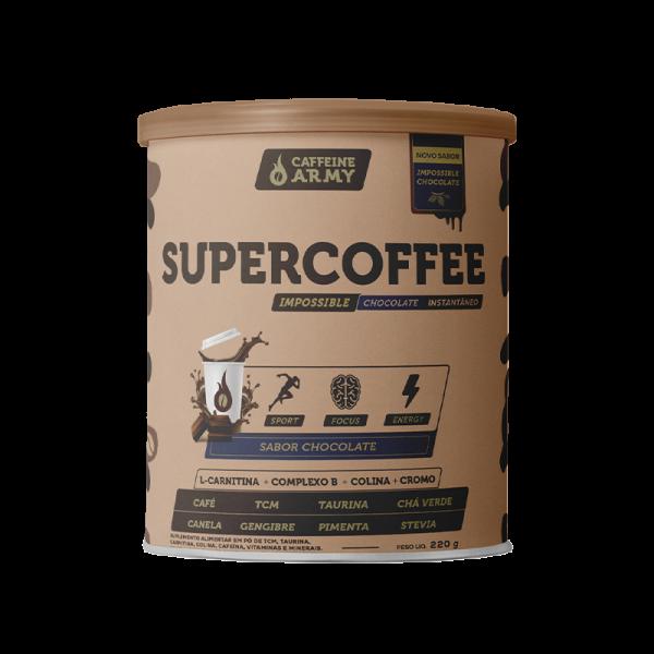 SuperCoffe 2.0 Chocolate 220g