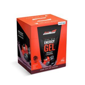 Energy Gel Fire caixa com 10 sachês New Millen