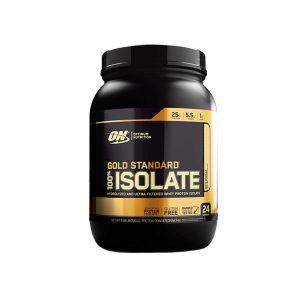 Gold Standard 100 Isolate 744g Optimum Nutrition