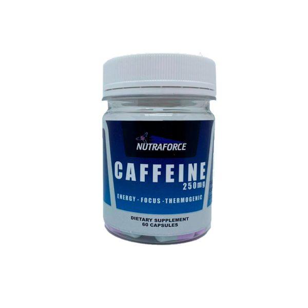 Caffeine 250mg nutraforce
