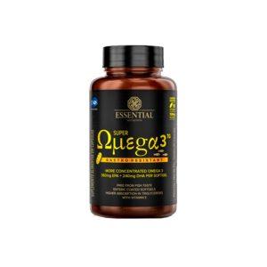 Super Omega 3 TG Gastro Resistant 90 caps Essential Nutrition