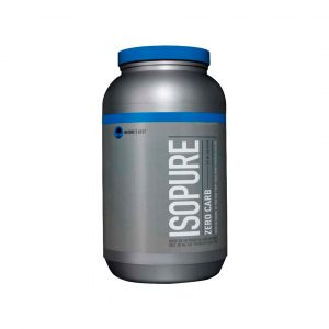 Isopure Zero Carb 1,3Kg Natures Best